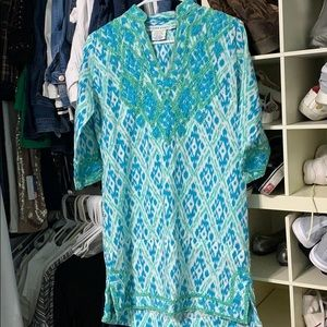 Gretchen Scott Tunic Top